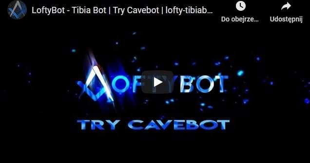 Try Cavebot Video
